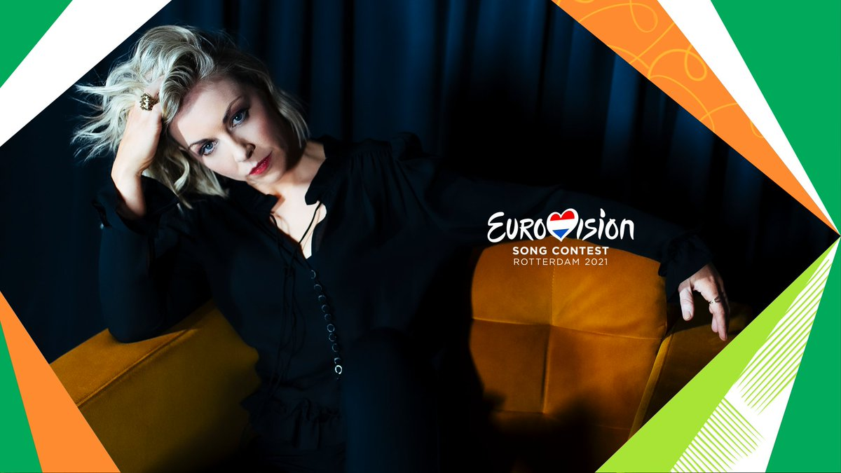 Ireland's Lesley Roy has released her #ESC2021 anthem 'Maps'! 🤩  📺 Have a listen here 👉