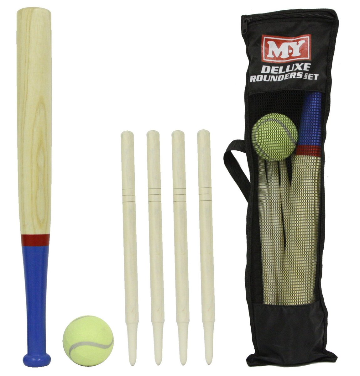 Rounders Set, perfect for family weekends!  #family #games #toys #garden #beach #park #staysafe #school #teachers