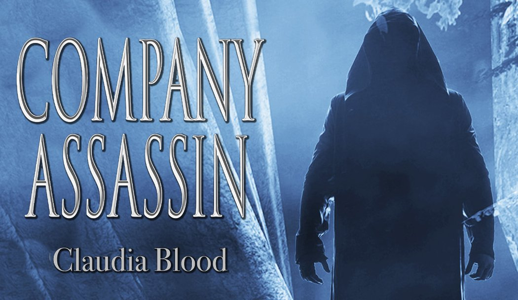 A squeal drew Matilda's gaze to Sheila. She stood frozen by her bed. Her eyes were wide & panicked. Even though she was little, she'd seen firsthand what happened if you ran from demons. COMPANY ASSASSIN by @AuthorClauBlood #fantasy #adventure #timetravel