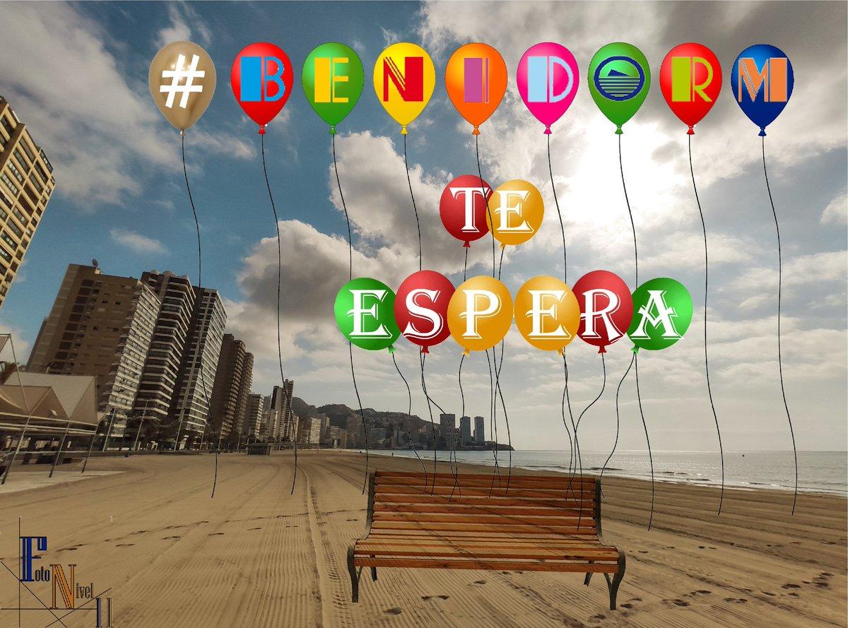 #Benidorm #followme #travel #feliz #AlwaysBenidorm #benilovers #playa #beach #localguide #isla #island #Alicante #Valencia #paisaje #edificios #EdificiosDeBenidorm #buildings #arquitectura  #architecture