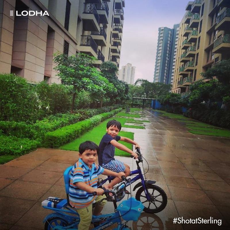 Let's race together.  We're ready, are you? #ApnaGhar 📷raghuveer_balabhadrapat on Instagram #BuildingABetterLife #ShotAtSterling  #ShotAtLodha