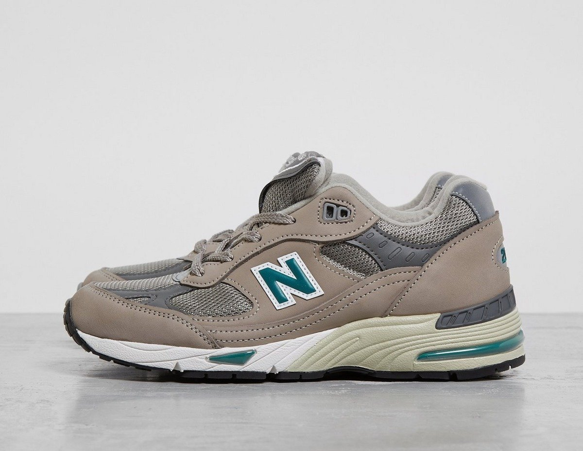 Ad: The New Balance 991 Anniversary 'Made in UK' dropped via Footpatrol: