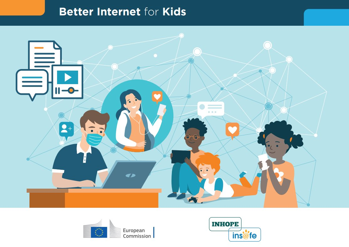 On #SaferInternetDay, we released the Better Internet for Kids review of the year 2020!   Read on to learn more -