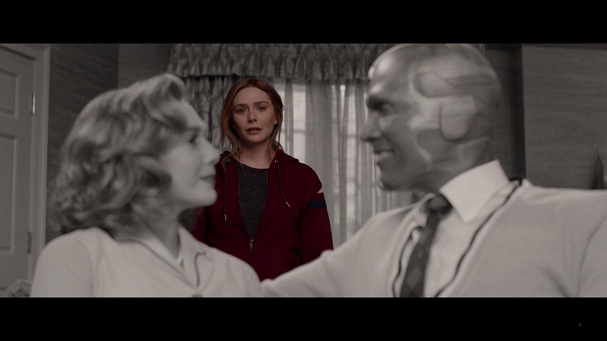 Today's episode is a sad bitch! #WandaVision #Marvel #MCU #AgathaAllAlong