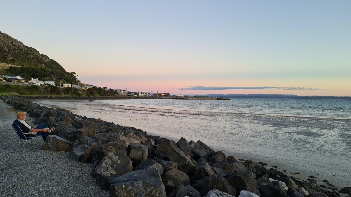 Stanley at Tatlows Beach this evening. #summer #beach #outdoors #stanley #Tasmania