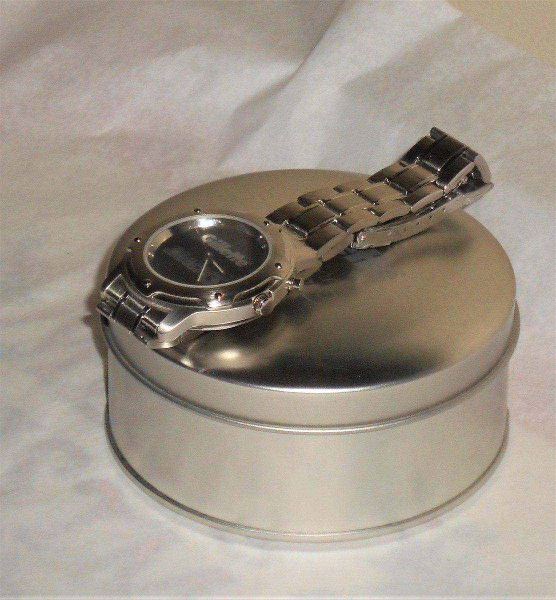Gillette Souvinor Watch W Aluminum Case ... Video  #Etsy #RICHARDSRAZORS #Aluminum70s-80'