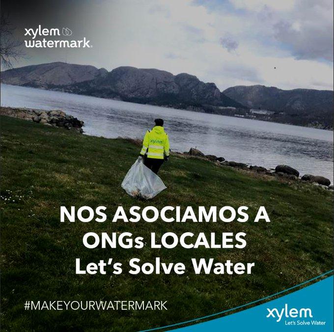 #Watermark de @XylemInc ha puesto en marcha una  respuesta inmediata por #COVID-19 para ayudar a comunidades de todo el 🌎.  Con 3 M de dólares para O...