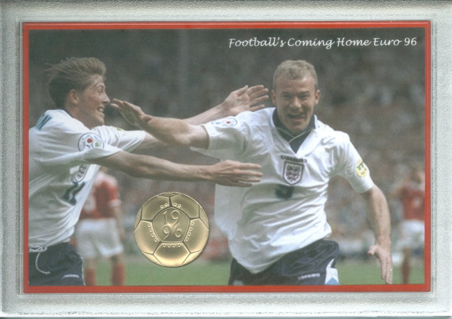 26th Feb 2000: Alan Shearer announced his England career would come to an end after #Euro2000 on this day 21 years ago.  #ThreeLions Football Fan Retro Gift Idea #Euro2020 #Qatar2022 #Euro96