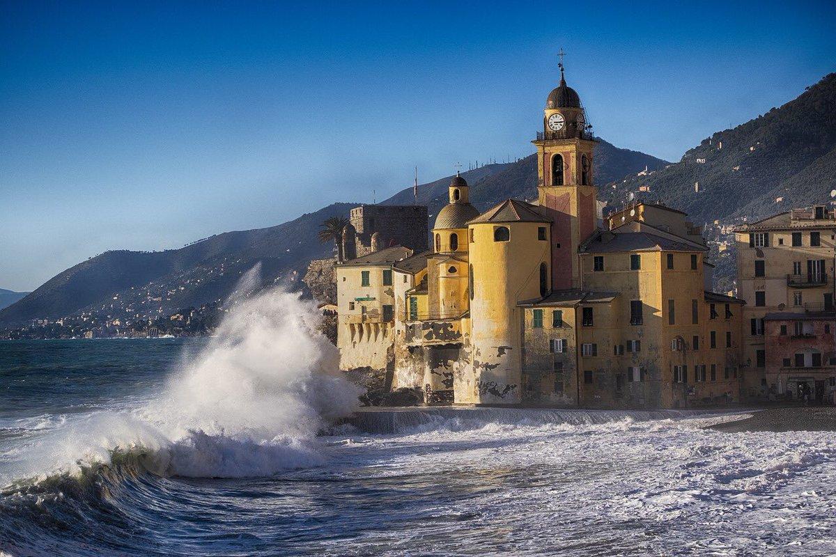 Buongiorno ☀️   From Genoa, Italy 🇮🇹   👇🏻  - #Genoa #Italy #Italia #Italian #Europe #Summer #Germany #France #Denmark #Sweden #Finland #European