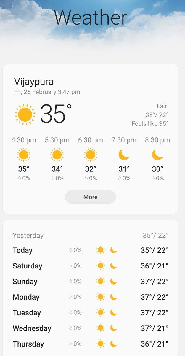 #vijayapura #karnataka #weather #WeatherUpdate #summer #temperature
