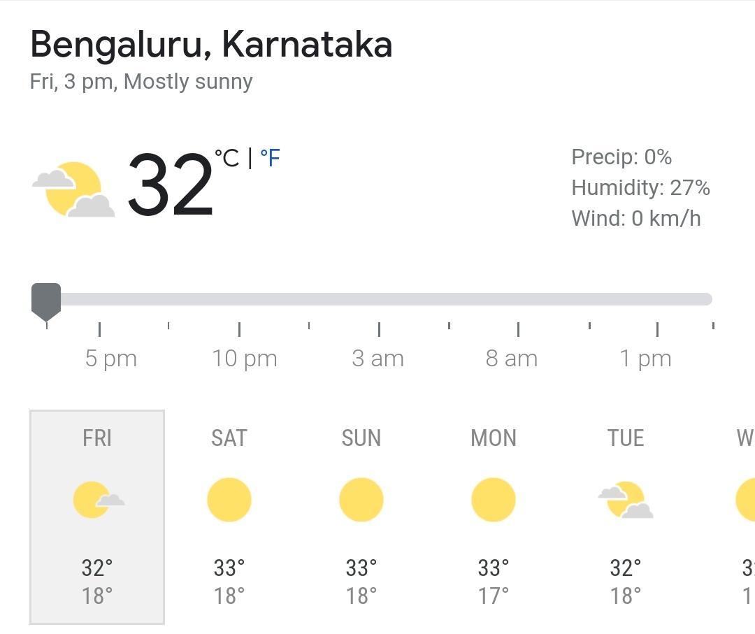 #Bengaluru #karnataka #weather #WeatherUpdate #summer #temperature