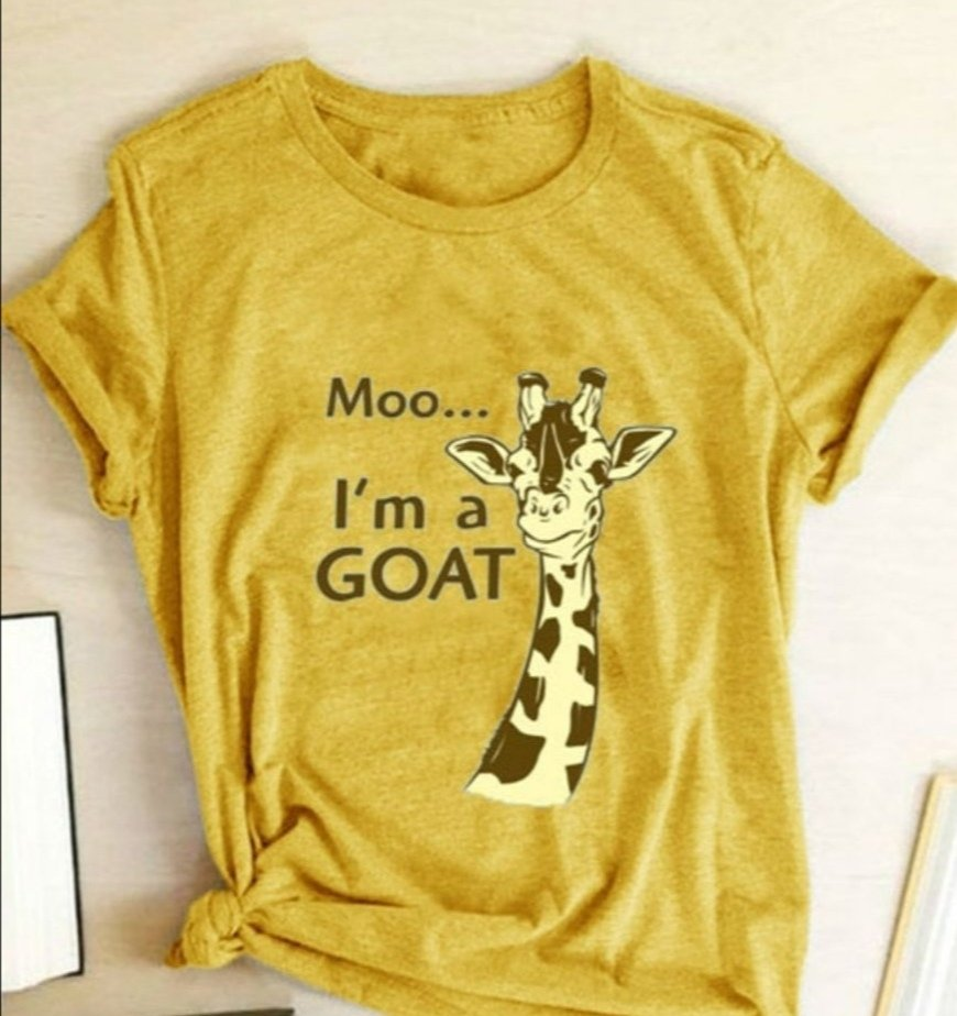 #FridayMotivation #FridayVibes #giraffe #cow #GOAT