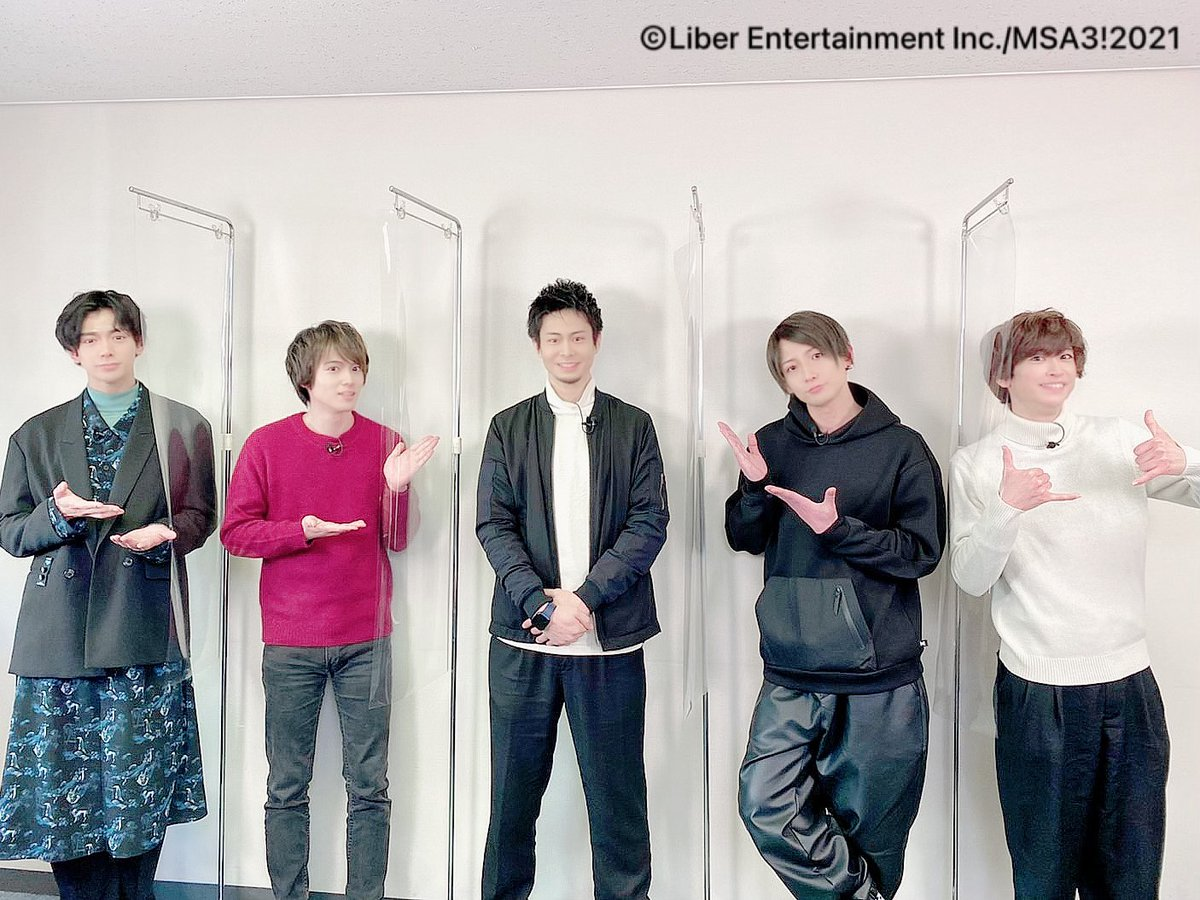@mankai_stage's photo on 雄三さん