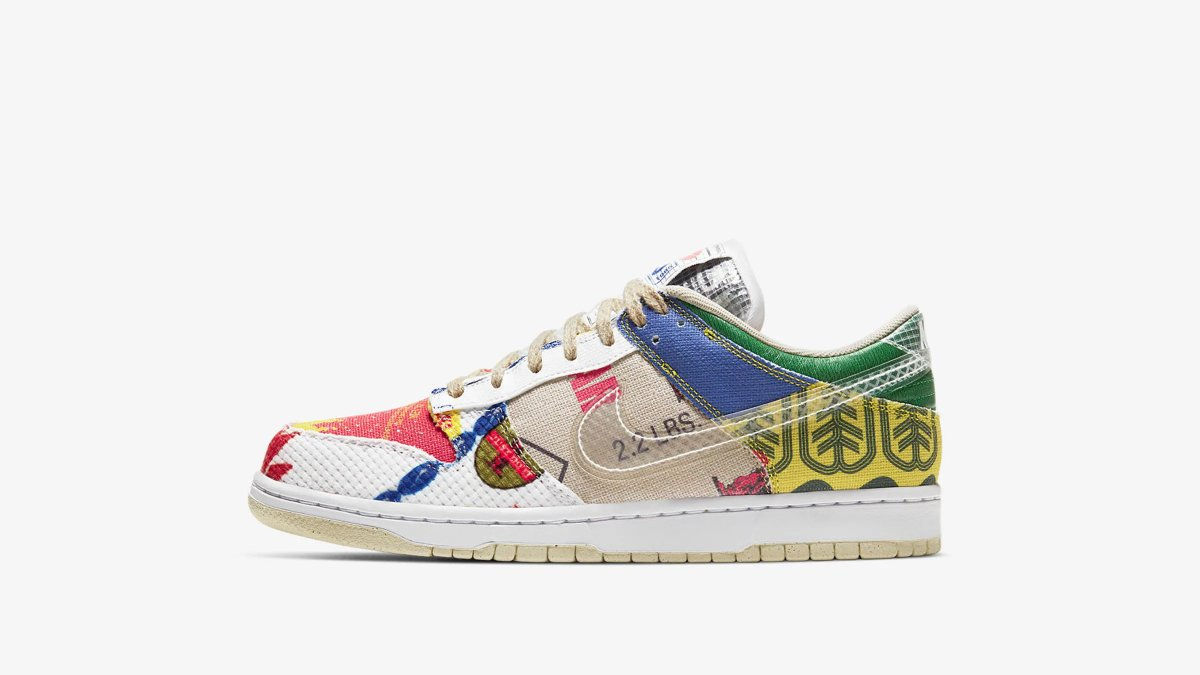 END online raffle live for the Nike Dunk Low SP