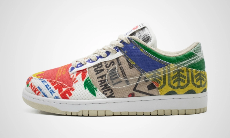 43Einhalb online raffle live for the Nike Dunk Low SP