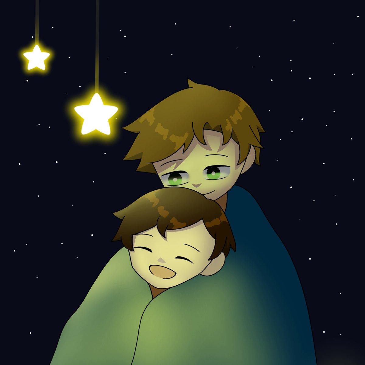 twinkle twinkle little star *・゜゚・*:.。..。.:*・'(*゚▽゚*)'・*:.。. .。.:*・゜゚・*☆  #georgenotfoundfantart #dreamfanart #dreamnotfoundfanart #dreamnotfound
