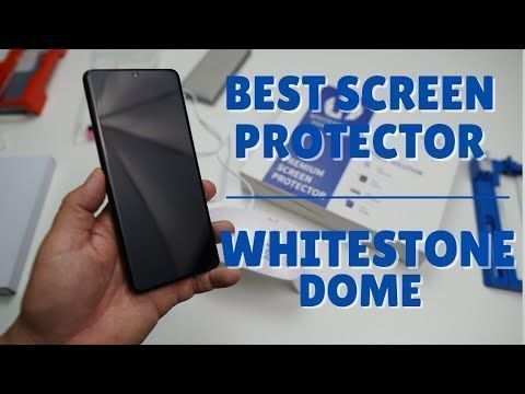 Samsung Galaxy S21 Ultra Whitestone Dome Glass Install and Review  @AndroidStud   #screenprotector #samsung #GalaxyS21Ultra #whitestonedomelgass