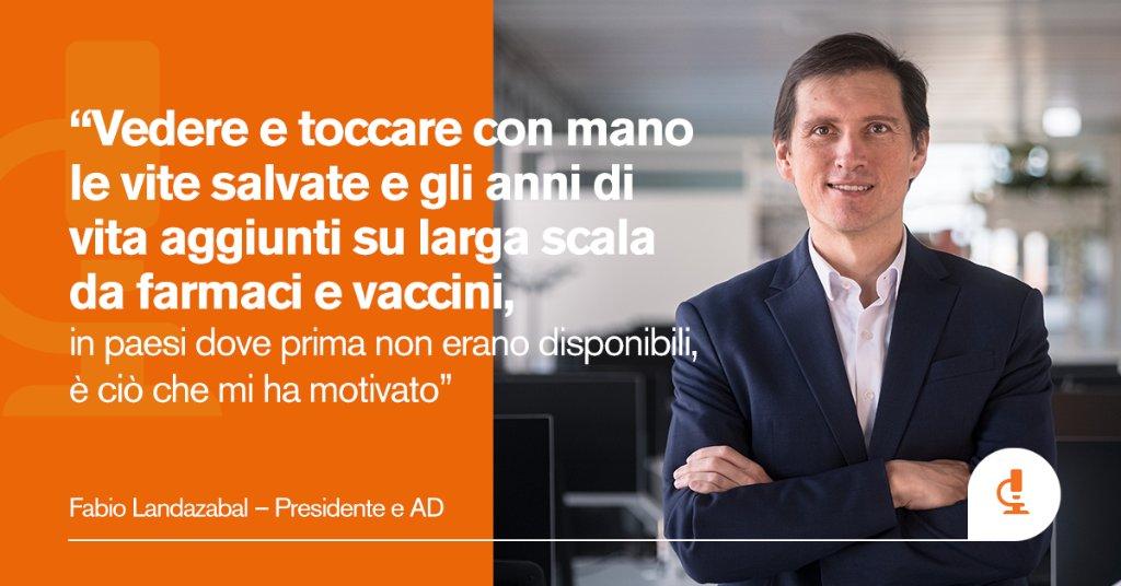 Quotidiano Sanità racconta, attraverso le parole di Fabio Landazabal - Presidente e AD, l'impegno di GSK nell'innovazione su vari fronti, incluse la prevenzione e le possibili future terapie per COVID-19. https://t.co/vLdrhjVCr6 https://t.co/bWlBBEWNpX