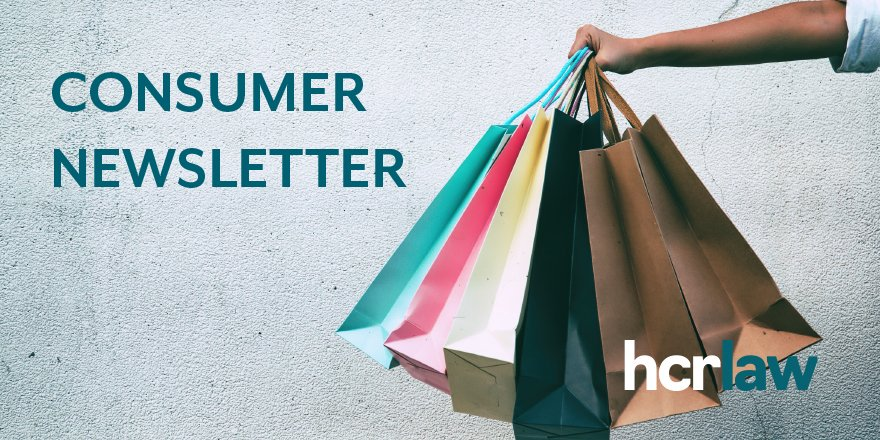In the latest edition of our #consumer newsletter we discuss consumer #refund rights and how you should deal with #cancellations due to government guidance. Have a read: