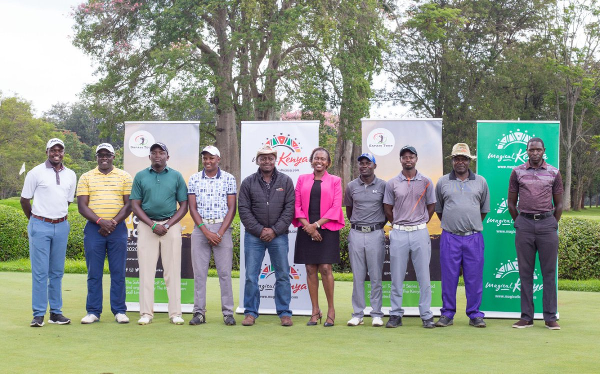 This now paves way for the main events, the Magical Kenya Open scheduled for 18-21 March 2021 followed by the Kenya Savannah Classic and 23-26 March 2021. The two events will be held at the Karen Country Club. #MagicalKenya #RediscoverTheMagic