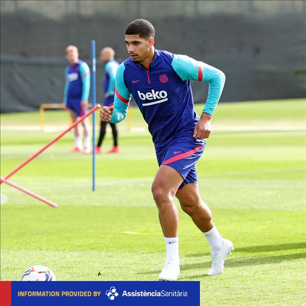 PLAYER UPDATE | @RonaldAraujo939 is fit and in the squad for #SevillaBarça