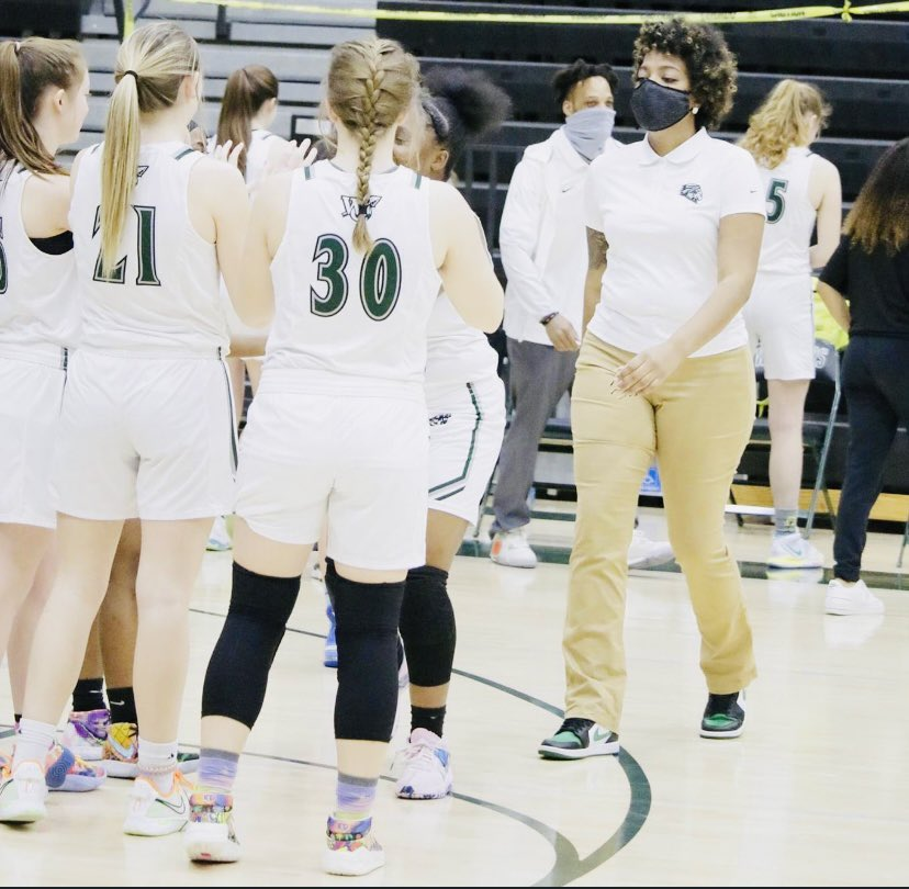It was a pleasure to have coached the Girls basketball teams @WGHS_warriors. I am beyond proud of these young ladies. Finished 4th in region making it to the first round of state in 6 years !! Thank you @Scott___Hopkins WE DID THAT BACK IN THE LAB WE GO #WEWANTMORE
