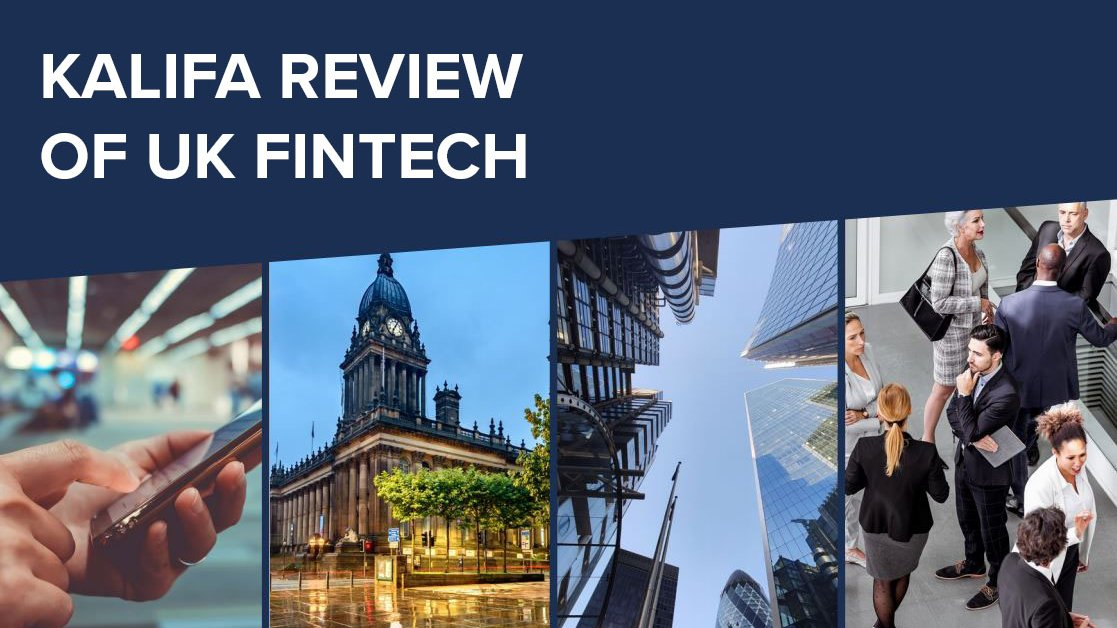 The Independent #Fintech Review sets out a plan for the UK to retain its global leadership in fintech.  Read the report right here:  #KalifaReview