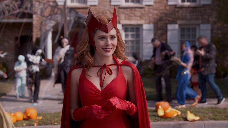 """SPOILER #WandaVision  . . . . . . . . . . . Teniendo en cuenta que se sabe que la serie no va a tener otra temporada y que hoy se refirieron por primera vez a Wanda como Scarlet Witch, no le costaría nada a Marvel hacerle una serie/película sobre el """"No más mutantes"""" en un futuro"""