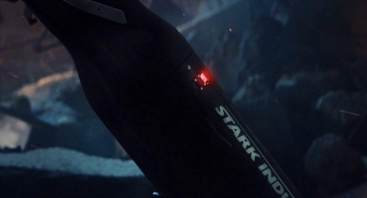#WANDAVISION  - - - Did anyone else notice the flashing red light on the Stark bomb was also a flashing red light on the Stark toaster from Ep. 1?  #ScarletWitch #AgathaHarkness #Episode8 #TheVision