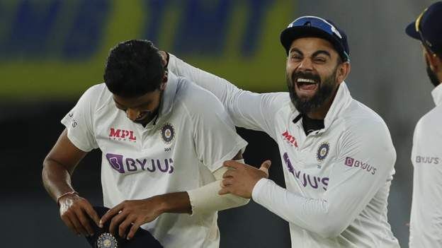 India v England: How day two of third Test played out on social media Photo