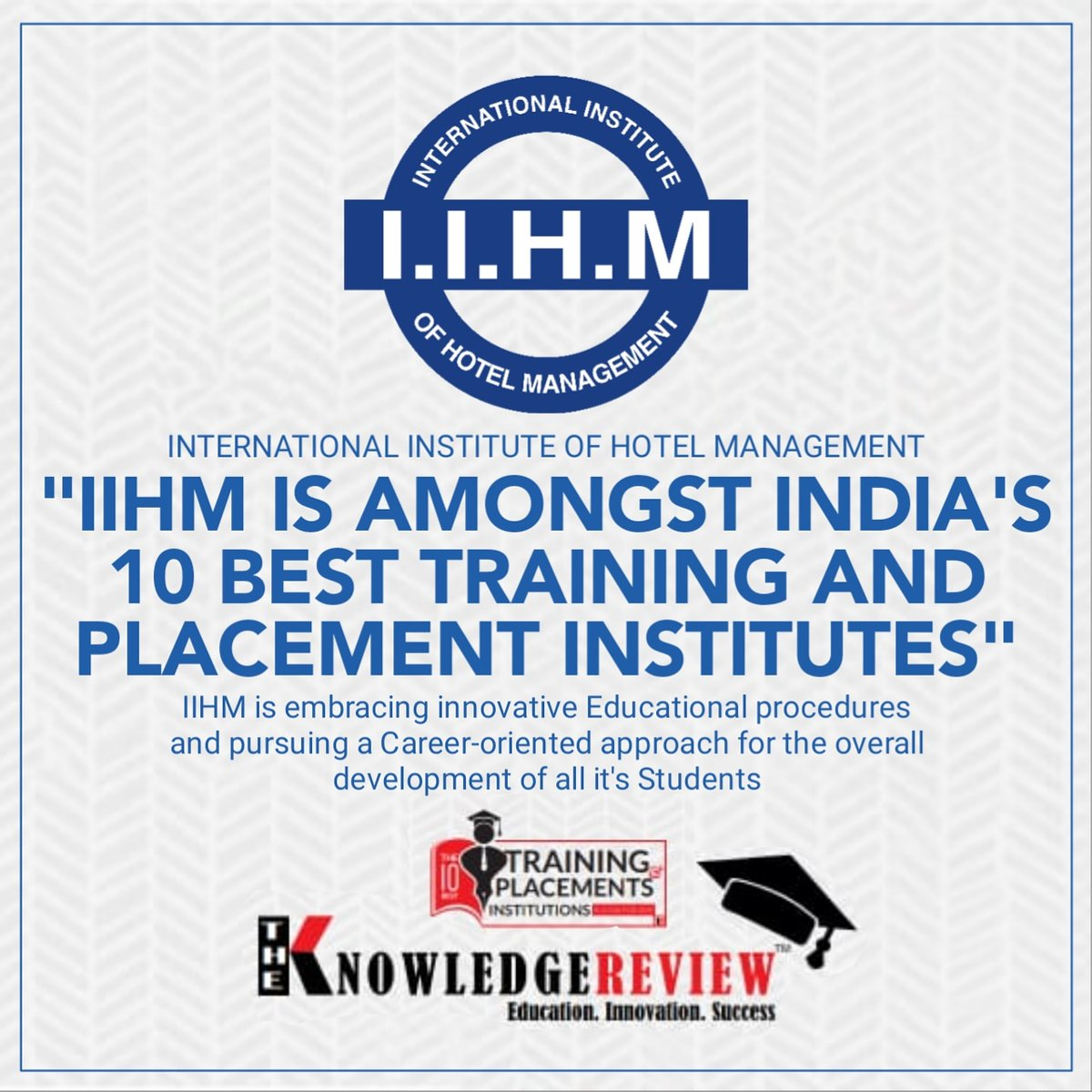 Replying to @AADirIIHMDELHI: #IIHMBest3Years #Leader in #Hospitality Need we Say More @IIHMHOTELSCHOOL @delhi_iihm @subornobose #FridayMotivation #Fridayvibes #FridayThoughts #weekend #Vibes #Students #FunkyFriday