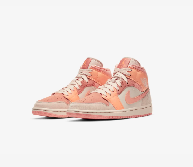 Official images of the Women's Air Jordan Mid