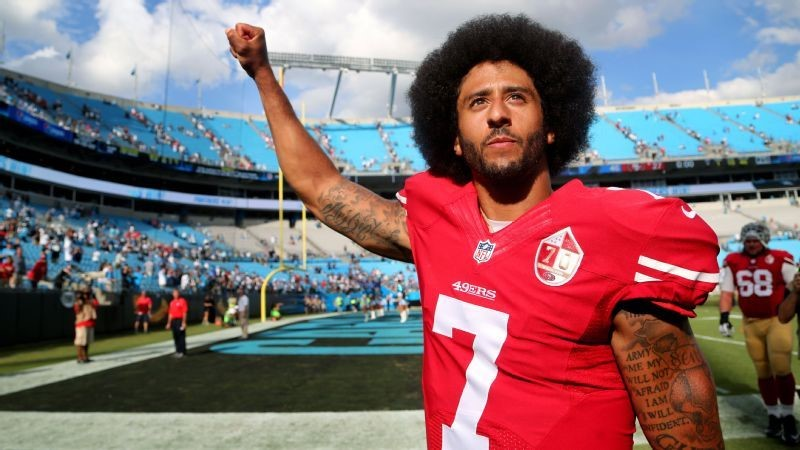 Nevada celebrates #BlackHistoryMonth by honoring @kaepernick7. The record-setting @unevadareno quarterback helped lead the @49ers to the #SuperBowl. His efforts as a civil rights leader earned him international recognition & have inspired many Nevadans.