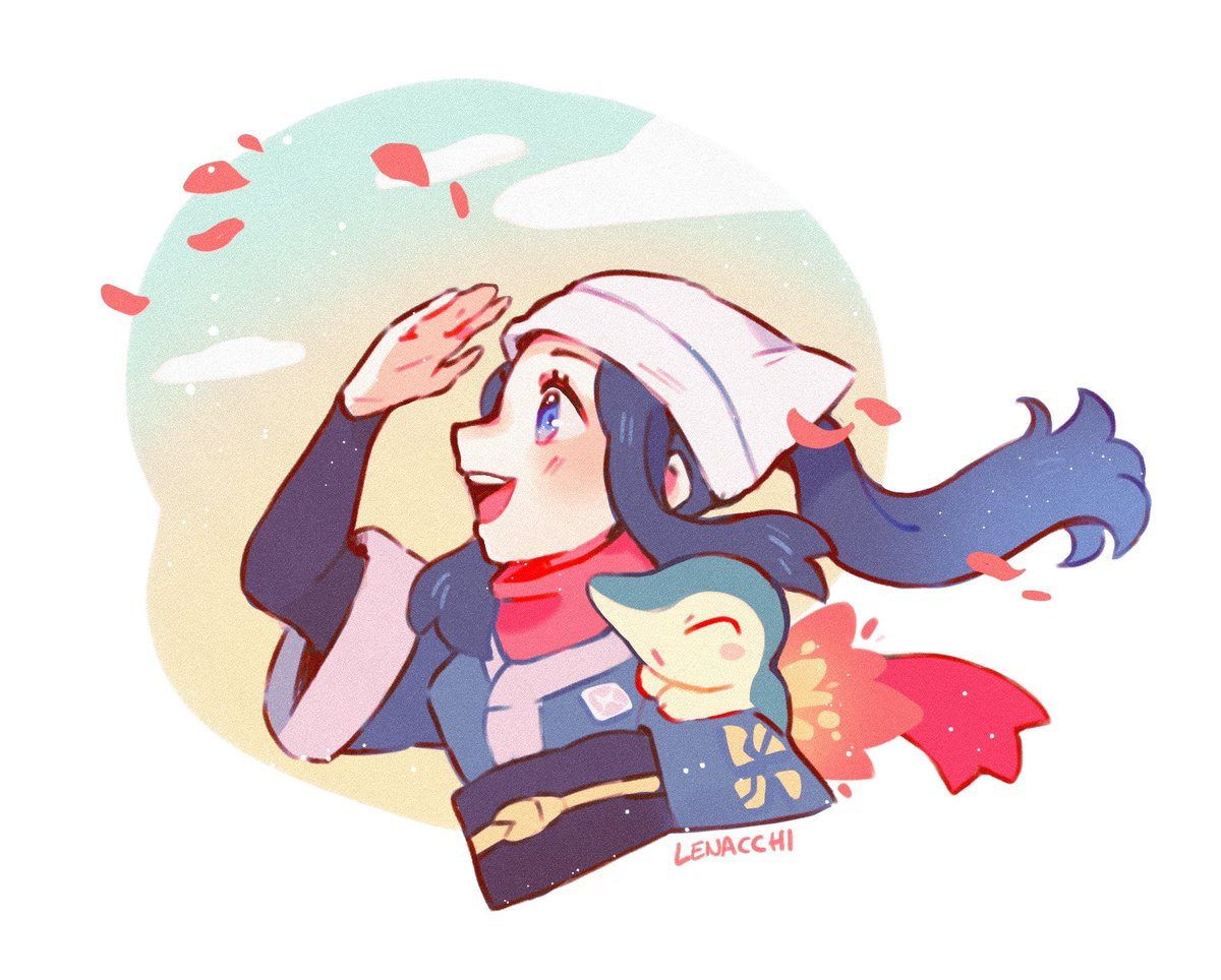 Replying to @LenacchiArt: See you in Sinnoh 💫