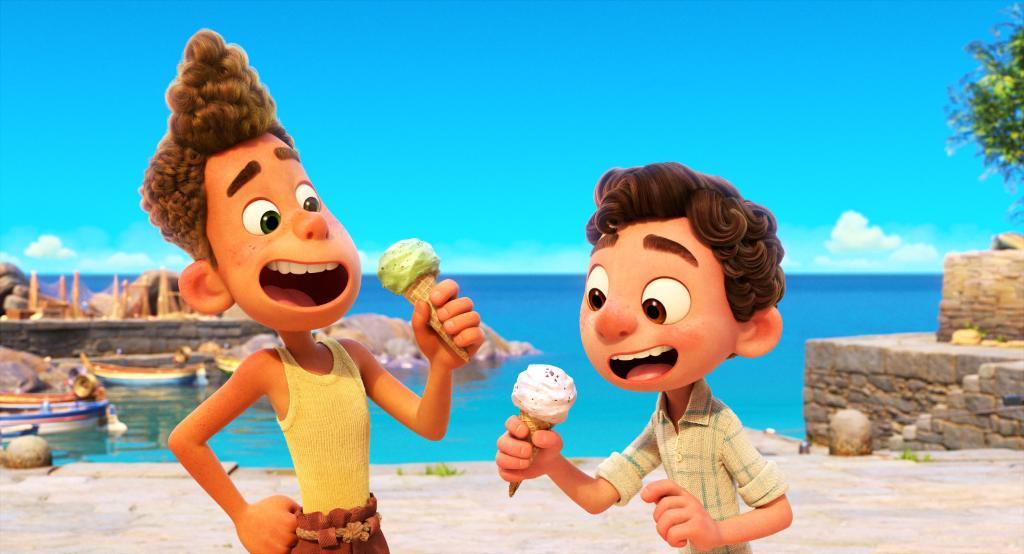 ICYMI: This summer, explore Portorosso in Disney and Pixar's newest film Luca. 🏖 Watch the new trailer now:  #PixarLuca
