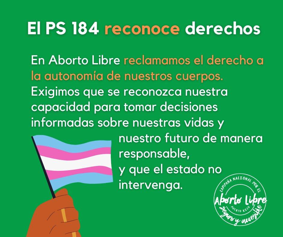 Todas las vidas valen. Todo el respeto es vital.  #AutonomiaDeLesCuerpes  6/8