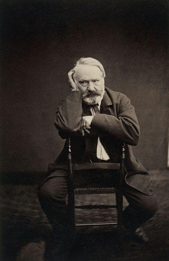 """If I speak, I am condemned. If I stay silent, I am damned!"" Les Misérables   #VictorHugo  26 February 1802– 22 May 1885"