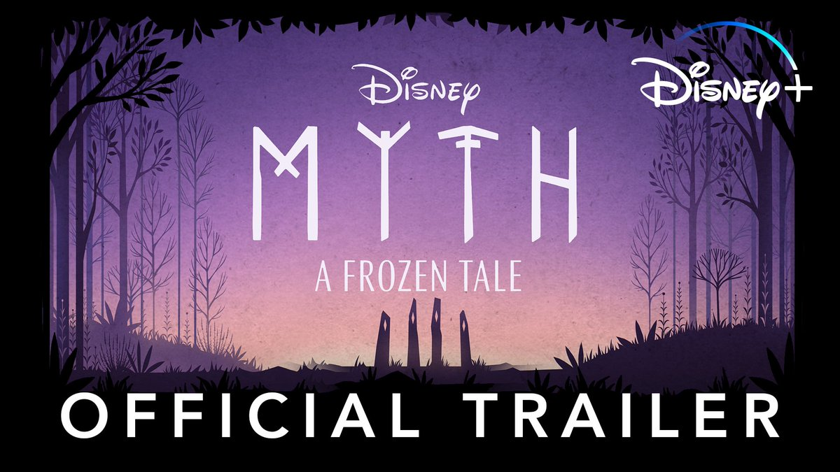 A new journey into the Enchanted Forest awaits. Myth: A Frozen Tale, a short film, is now streaming on #DisneyPlus.