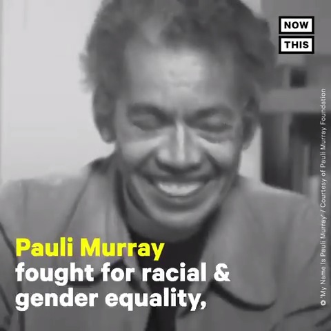 Pauli Murray fought for racial and gender equality, inspiring people like Ruth Bader Ginsburg in the process — and their life's work is being recognized in this new documentary