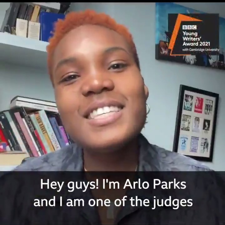 The 2021 BBC Young Writers' Award with @Cambridge_Uni is now open for submissions! 📝 Here's judge @arloparks to tell you more...  Closing date 9am (GMT) on 22nd March 2021. Enter and find terms and privacy notice at  #shortstories #bbcywa