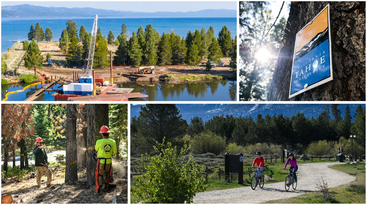 Live at #LakeTahoe and work to protect it? Yes! Apply today!
