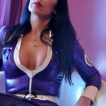 Image for the Tweet beginning: Purple Shape. Mistress @SaraFemDomina 👑  🟣  🟣