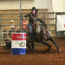 Barrel Racing this weekend in #ShawneeOK  Saturday - 10 am Exhibitions and 2 pm Races Sunday - 10 am Exhibitions and Noon Races  All at the Expo https://t.co/zDZ8LIVmT7