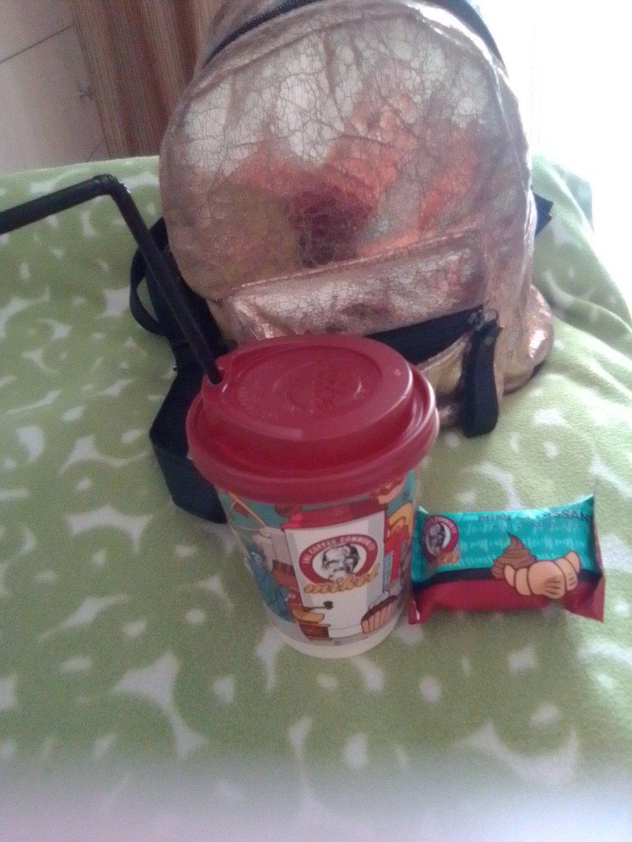 #coffeetime ! 💜💜💜