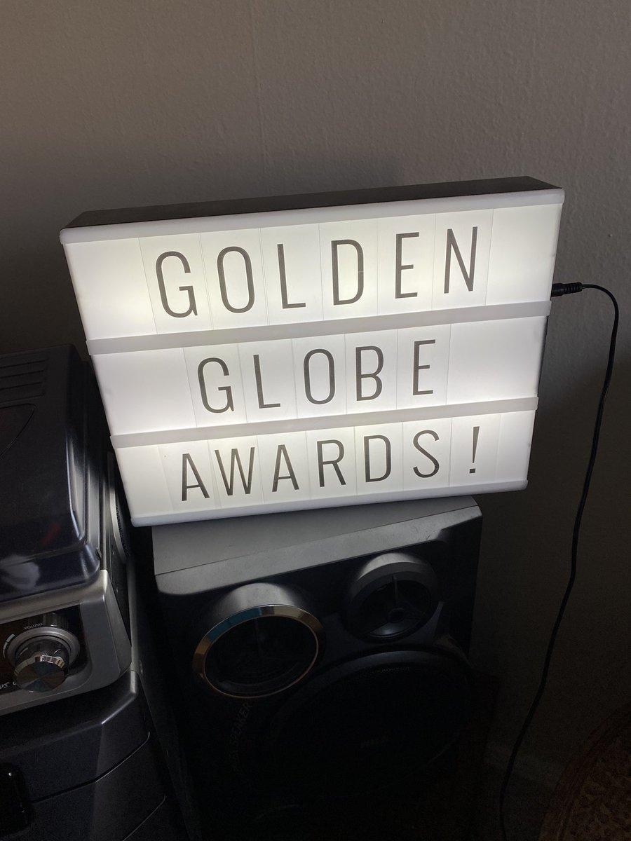 #GoldenGlobes this Sunday! Who's excited??? #sundayvibes #SundayFunday #SundayMotivation #WritingCommunity #screenwriting