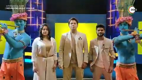 The swag of the UP Dabbangs is unparalleled. ▶️   #IndianProMusicLeague | #IPML | #IPMLOnZEE5 | #IndianProMusicLeagueOnZEE5 | @ipmlofficial | @officiallyAnkit | @iPayalDev | @Salmanaliidol