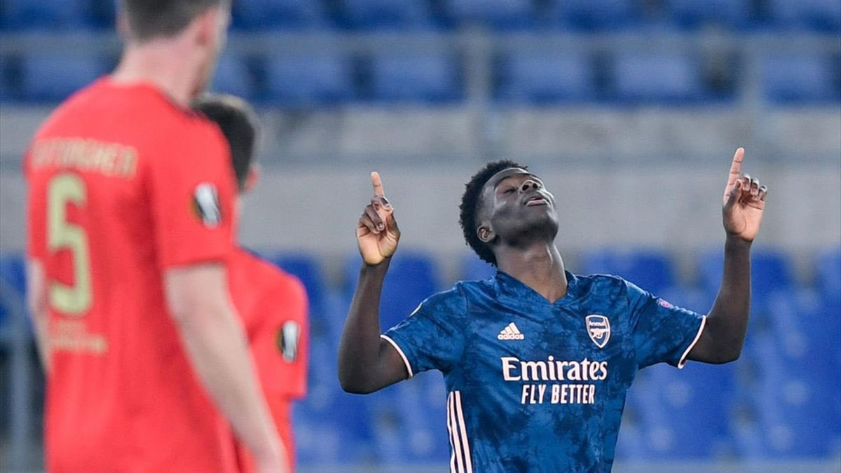 Bukayo Saka since Boxing Day:  •12 starts •5 goals •5 assists •1 penalty won •4 MOTM awards •Arsenal POTM for December  •Arsenal POTM for January  •PL Player of the Month Nominee for January •PL Goal of the Month Nominee for January
