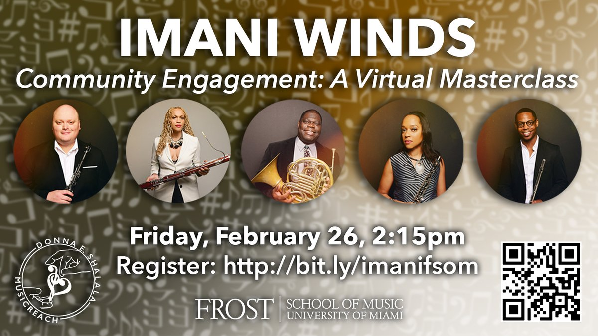 Frost School Of Music At The University Of Miami Frostschoolum Twitter