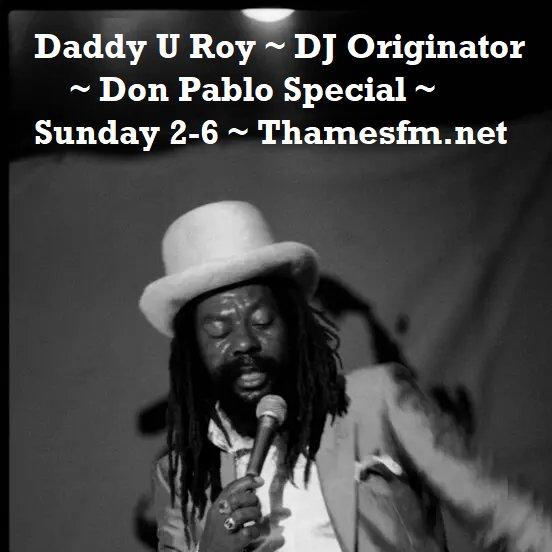 This Station Rules The Nation. With Version. #donpablos #DaddyURoyTribute #thamesfm #sundayvibes