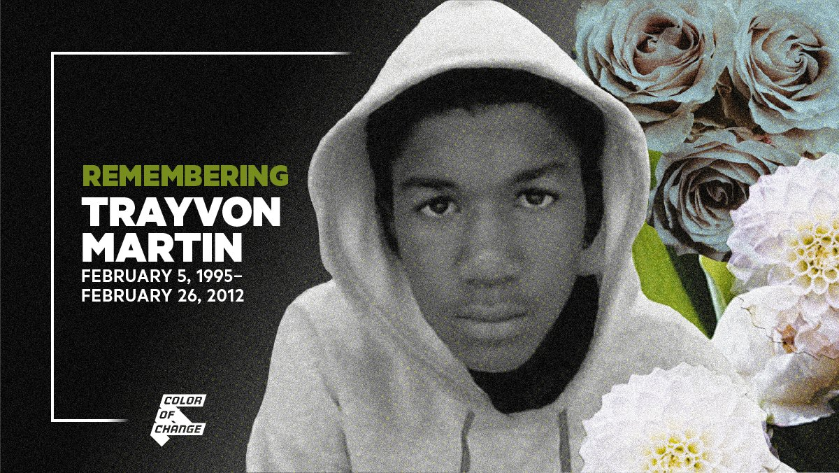 #TrayvonMartin was taken from us nine years ago today,  aged just 17. Today we remember him, his legacy, and why we must keep demanding reform from the criminal justice system #UntilJusticeIsReal.   We'll keep fighting for Trayvon, we know you will too. #RestInPower